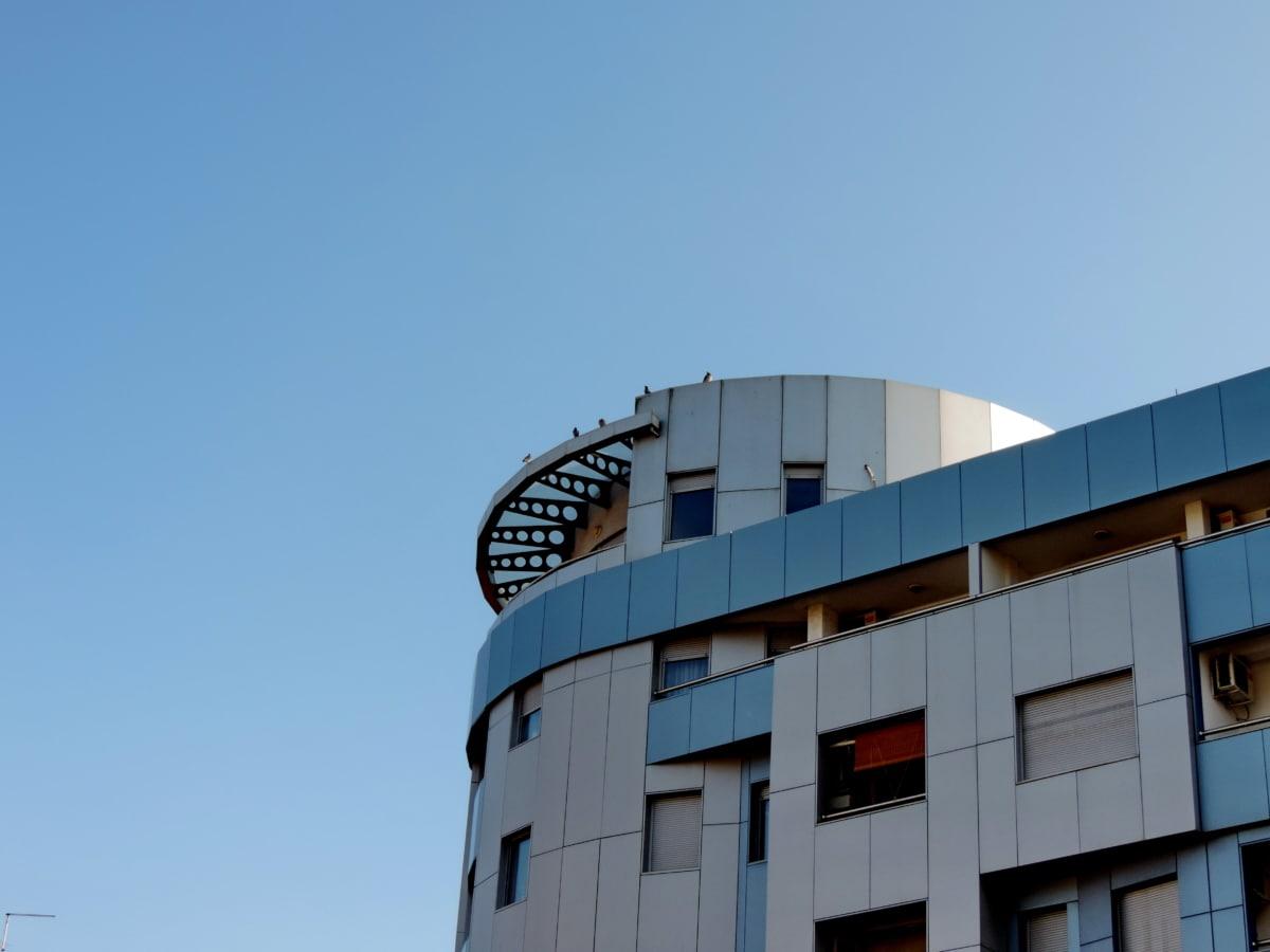 сграда, архитектура, град, на открито, бизнес, модерни, технология, промишленост