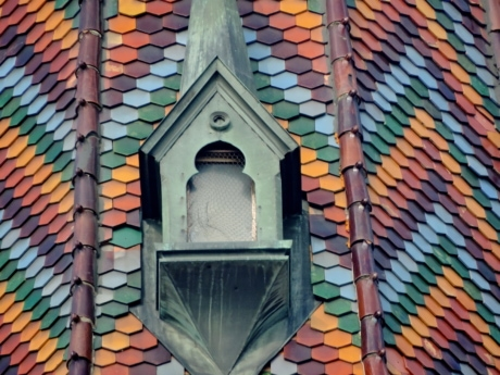 architecture, religion, roofing, building, tile, roof, church, texture