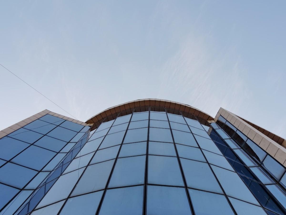 moderni, arkkitehtuuri, rakentaminen, kupoli, kaupunki, pilvenpiirtäjä, katto, tekniikka
