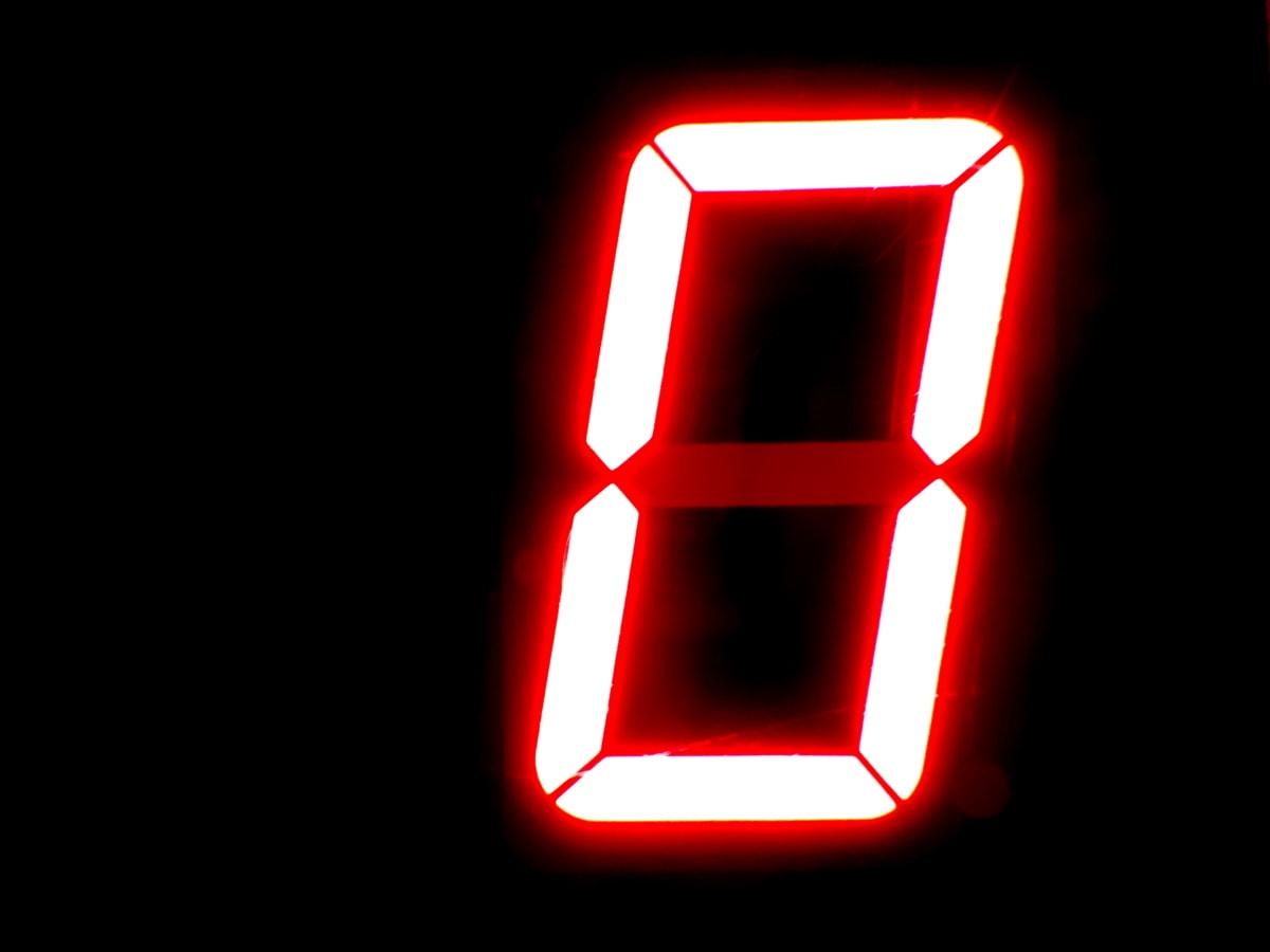 number, red, illustration, symbol, alphabet, design, sign, text