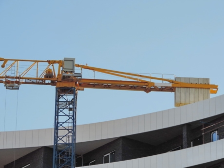 construction, machinery, crane, industry, steel, business, heavy, architecture