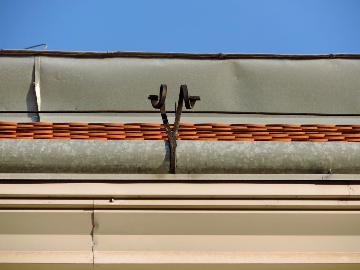 din fonta, acoperiş, pe acoperiş, arhitectura, clădire, în aer liber, proiectare, afaceri