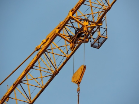 machinery, industry, high, equipment, height, steel, technology, crane