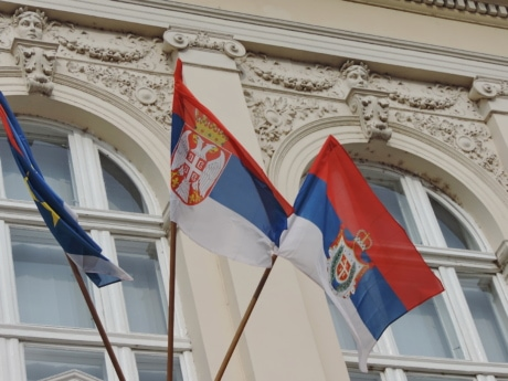 democracy, independence, patriotism, pride, Serbia, symbol, administration, election