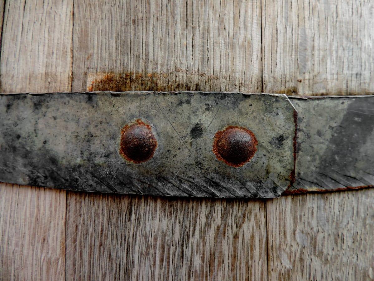 fat, støpejern, låsen, jern, Lås, enheten, rust, tekstur