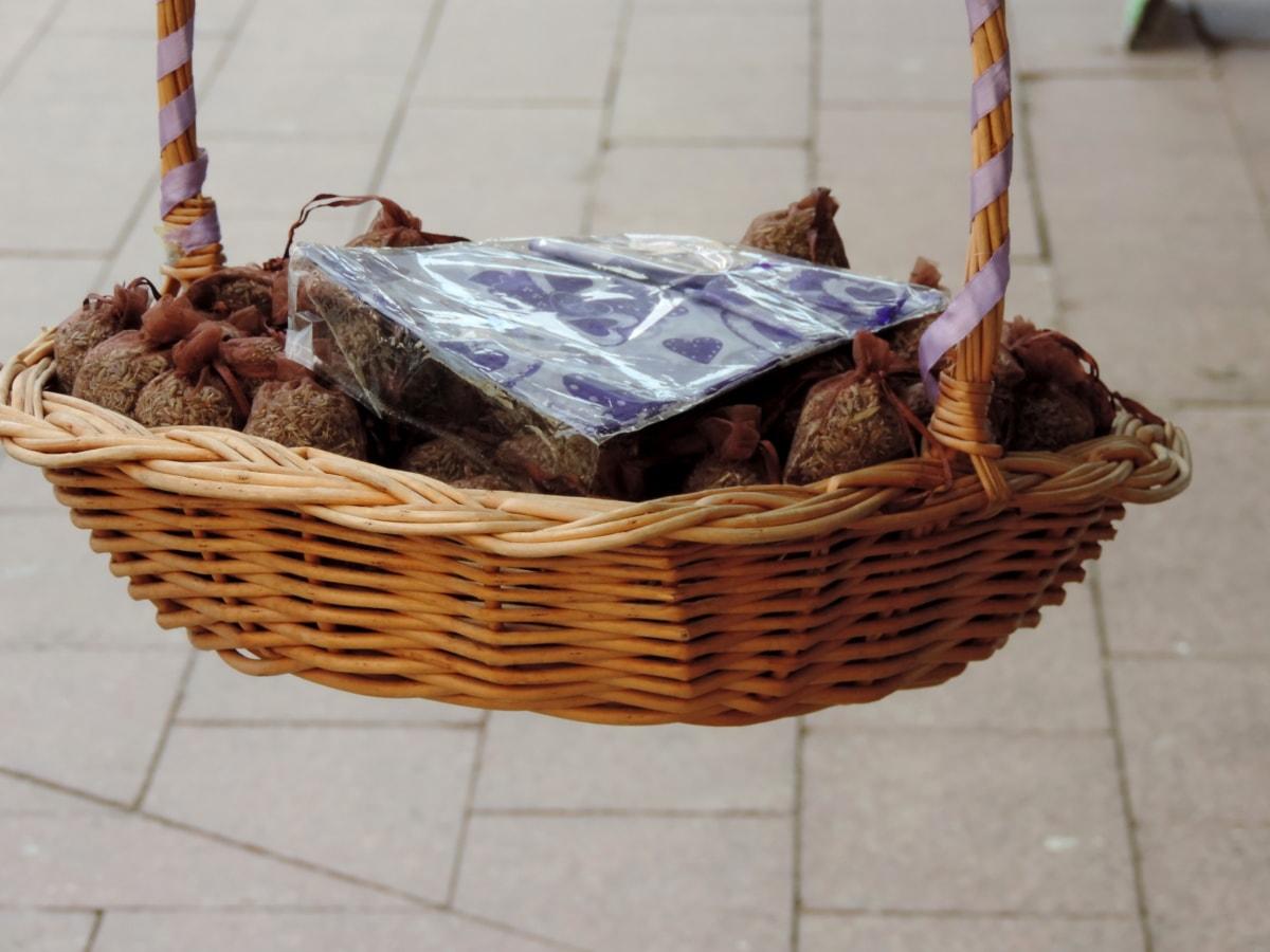 mrtva priroda, košara od pruća, košara, drvo, drveni, tradicionalno, ukusna, grupa