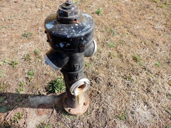 hydrant, device, mechanism, nature, outdoors, equipment, old, faucet