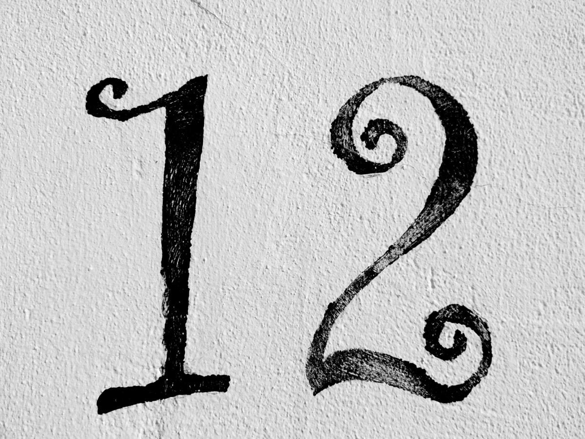 symbol, sign, retro, number, design, graffiti, dirty, art