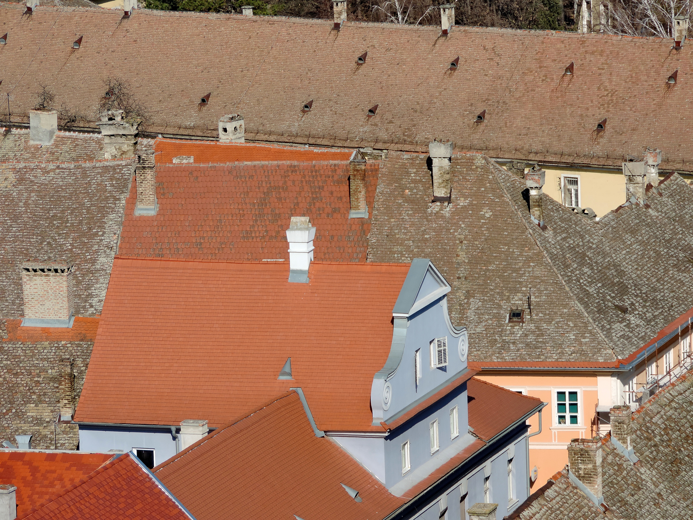 Vecchio Materiale Da Copertura foto gratis: tetto, architettura, creazione di