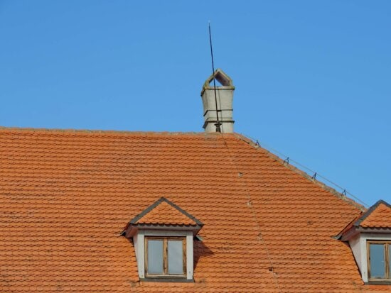 architecture, building, roof, house, rooftop, daylight, home, old