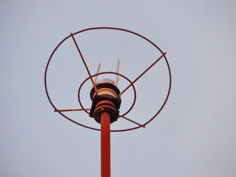 electricity, lightning, equipment, technology, wind, outdoors, antenna, tower