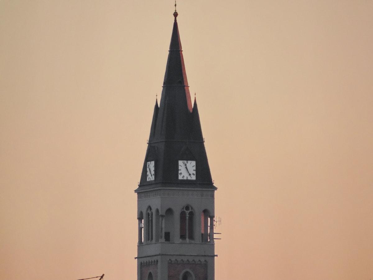 Minaret, katedrála, kostol, Architektúra, budova, veža, vonku, náboženstvo