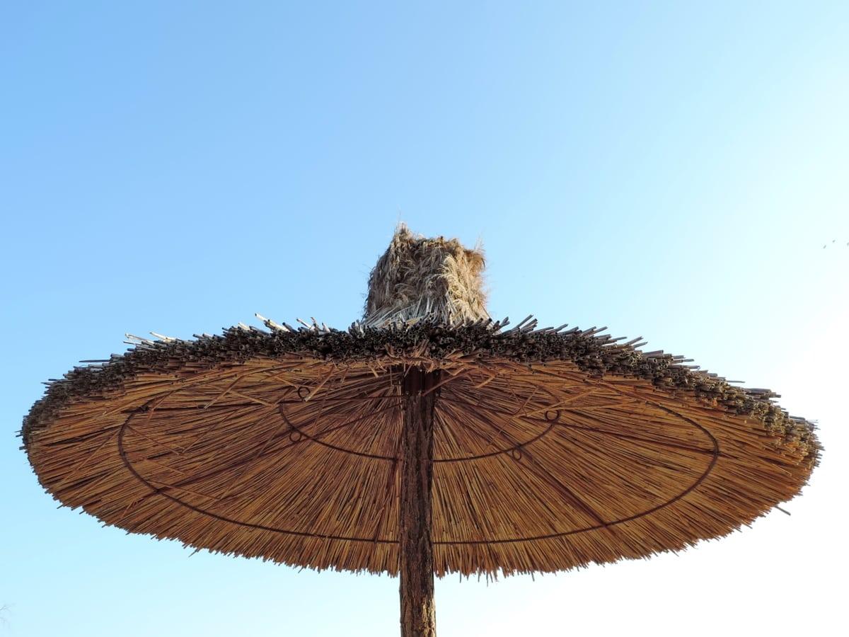 parasol, summer time, nature, wood, outdoors, summer, beautiful, environment