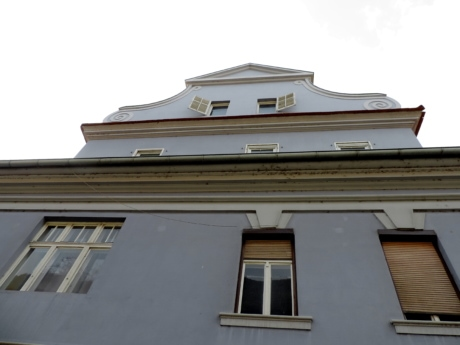 baroque, house, facade, building, architecture, window, roof, outdoors