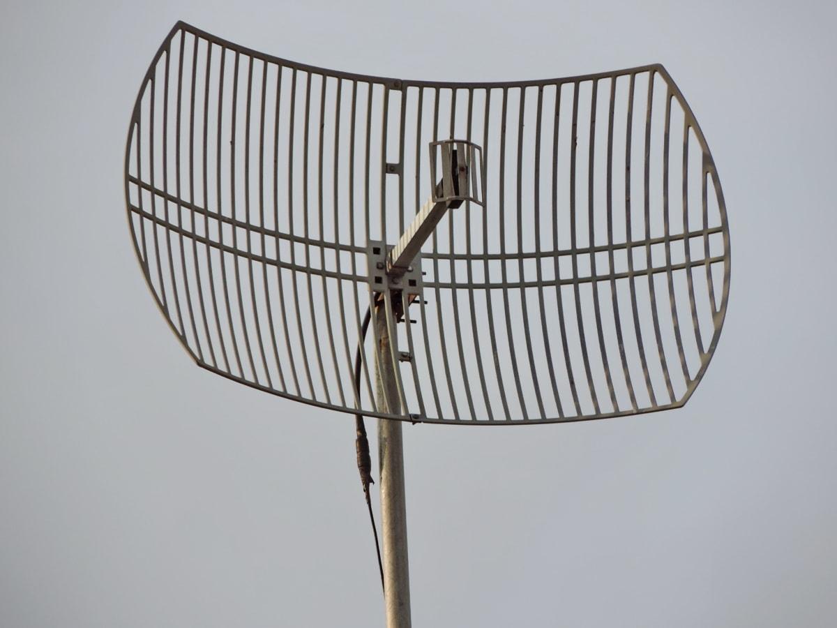 antena, Internet, antena de radio, receptor de radio, sin hilos, tecnología, moderno, electricidad
