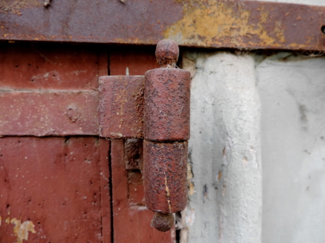 dirty, grunge, building, old, wall, fastener, architecture, rust