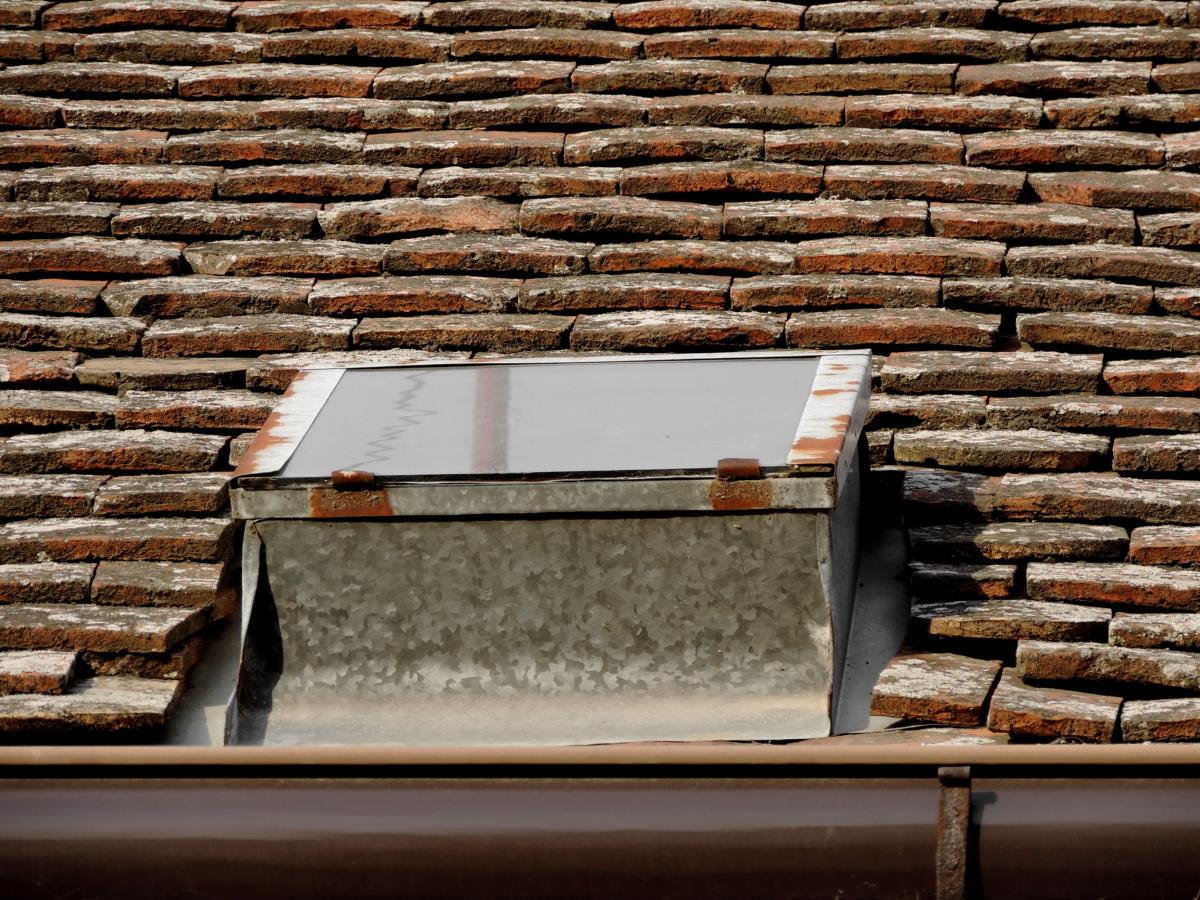 katto, seinä, tiili, vanha, rakenne, rakentaminen, laatta, rakentaminen