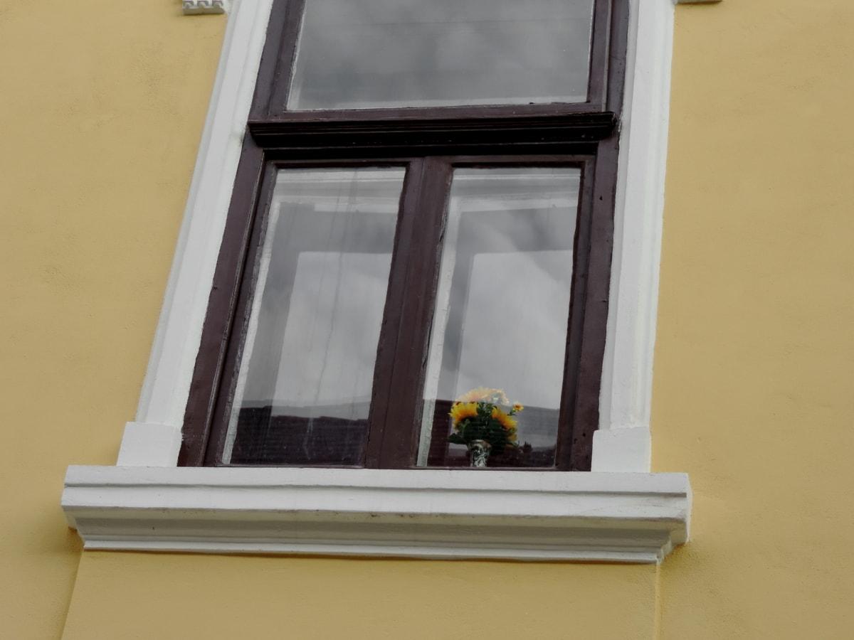 maison, fenêtre, à l'intérieur, bois, architecture, Accueil, mur, meubles