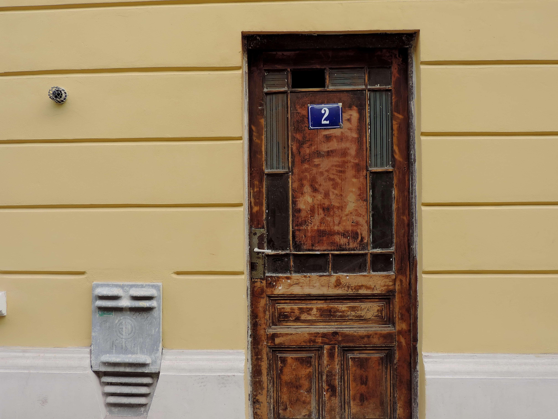 Porta Finestra Ingresso Casa foto gratis: porta d'ingresso, casa, legno, architettura