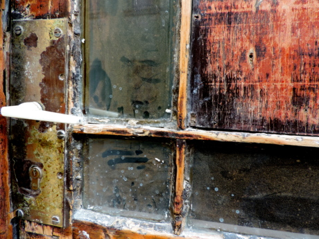 texture, old, wall, house, door, abandoned, rust, window