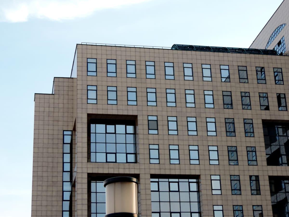 zgrada, arhitektura, ured, neboder, grad, struktura, fasada, moderne