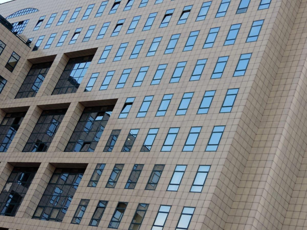 budova, kancelář, architektura, obchodní, mrakodrap, městský, město, moderní
