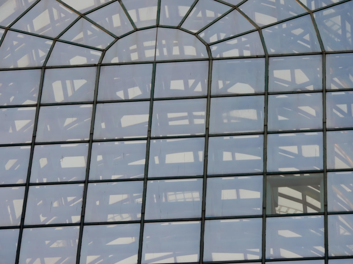 бизнес град, градска зона, компютър, технология, сграда, архитектура, отражение, Прозорец