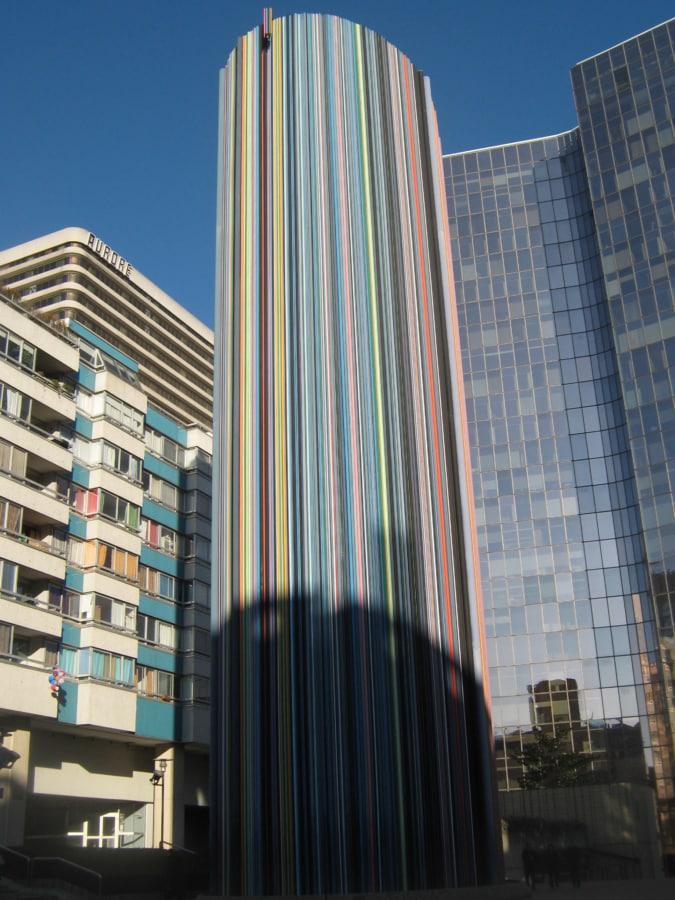 turistattraktion, kontor, city, arkitektur, glas, tårn, skyskraber, bygning