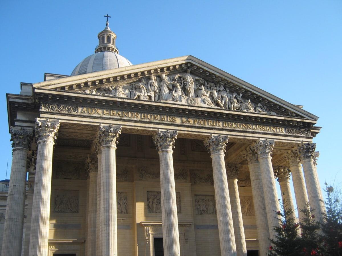 barok, Kathedraal, Frankrijk, mijlpaal, middeleeuwse, beeldhouwkunst, toeristische attractie, monument