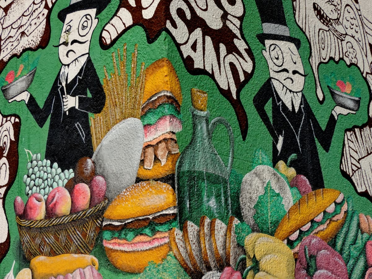 umjetnost, šarene, grafiti, kultura, boja, dekoracija, uzorak, tradicionalno