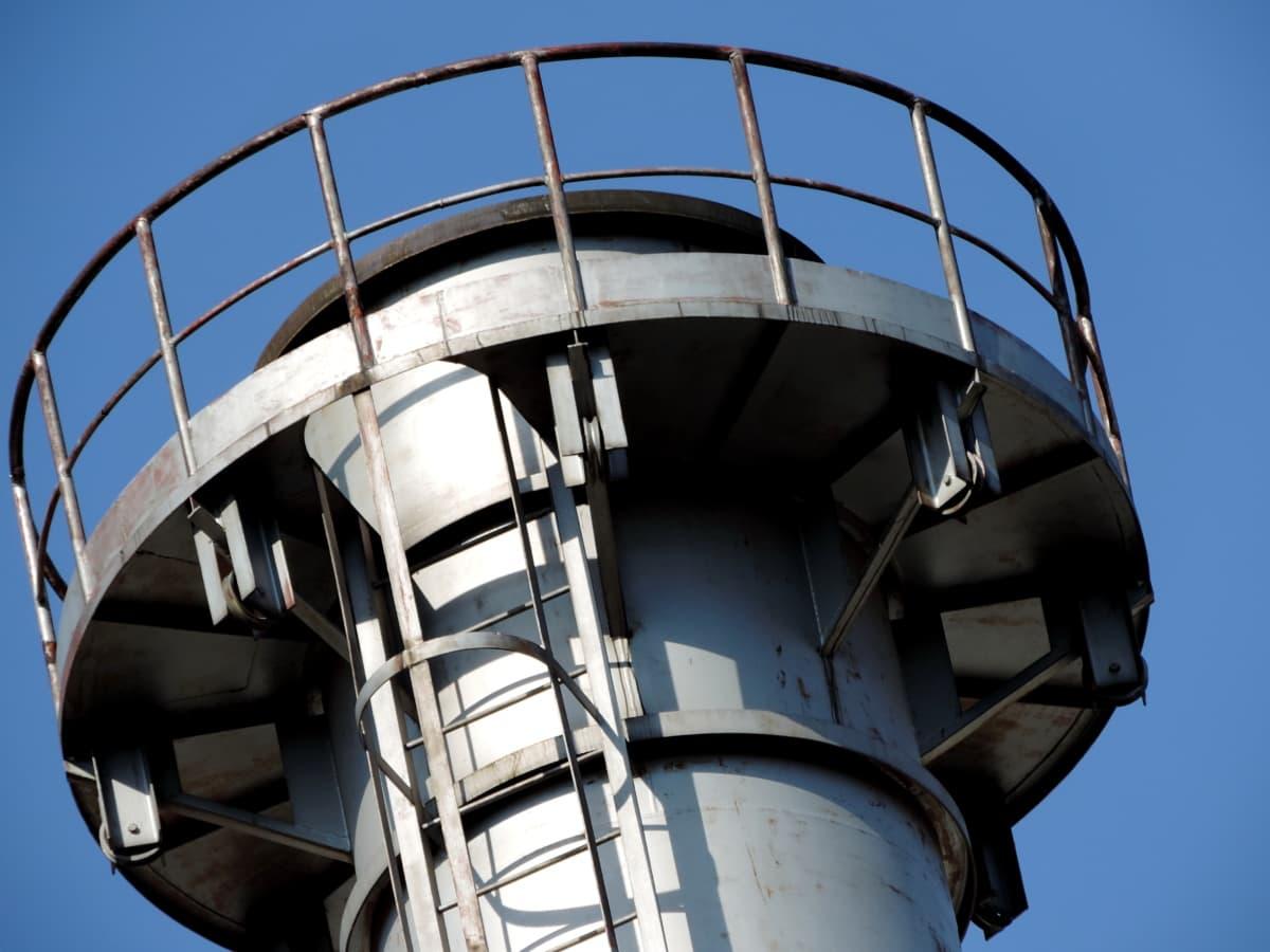 ống khói, nhà máy sản xuất, nhà máy lọc dầu, cấu trúc, thép, kiến trúc, ngành công nghiệp, ánh sáng