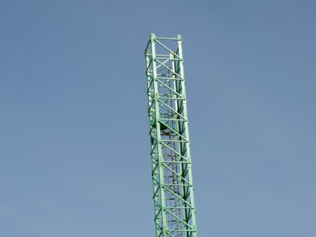 industry, device, tower, steel, antenna, high, iron, technology