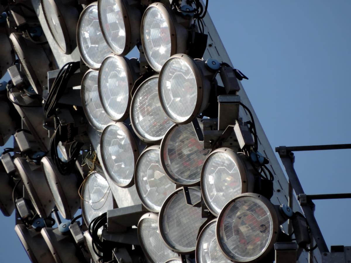 elektrickej energie, sklo, žiarovka, reflektor, drôt, Technológia, priemysel, Vybavenie
