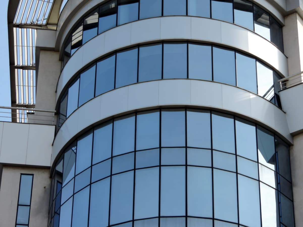 структура, град, архитектура, сграда, Прозорец, офис, модерни, бизнес