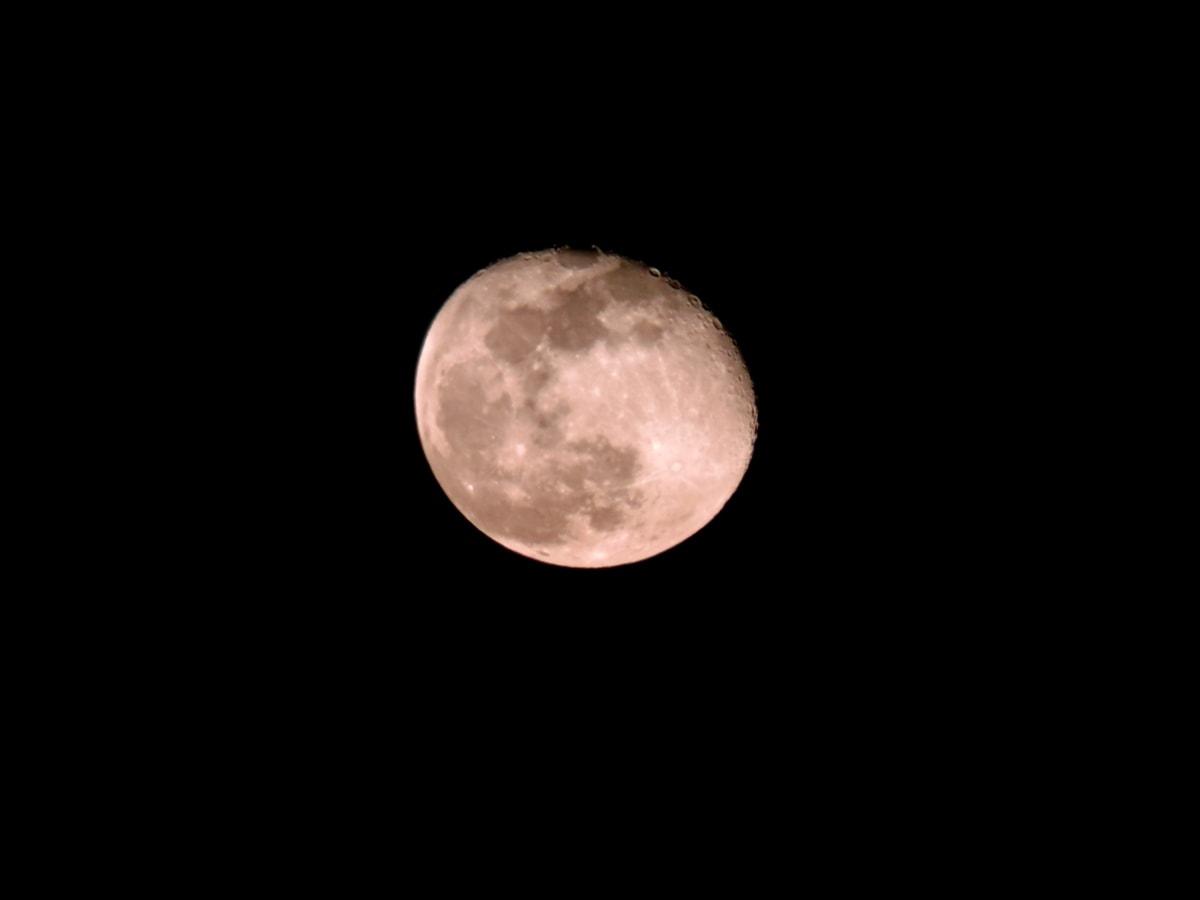 lua cheia, Via Láctea, espaço, lua, planeta, noite, Astronomia, Eclipse