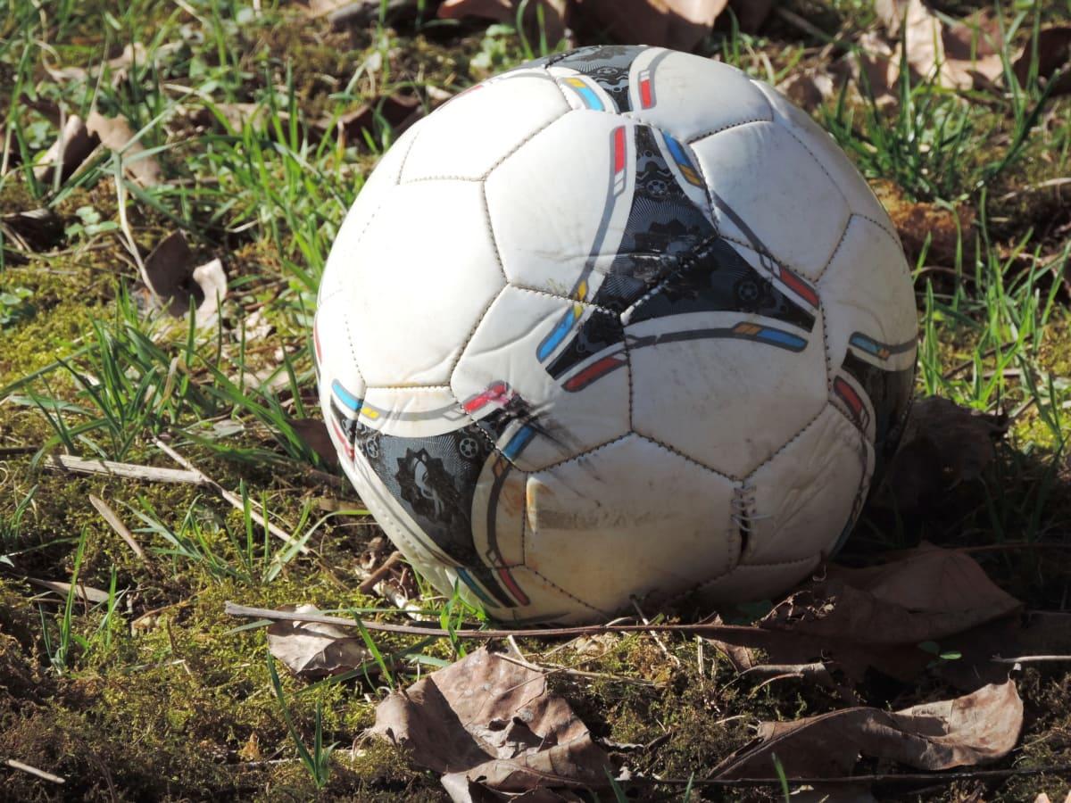 fotboll, läder, mål, spel, idrott, boll, fotboll, konkurrens