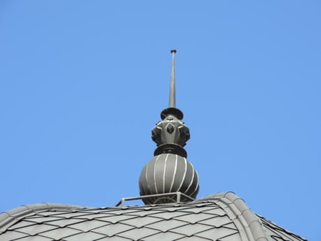 architectural style, brass, decoration, roof, architecture, building, dome, city