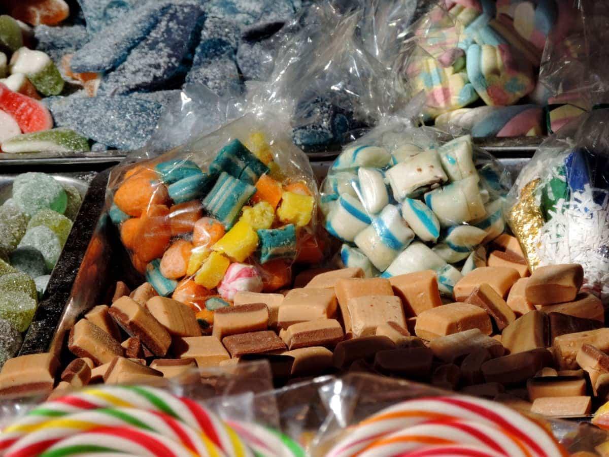 bombon, šećer, hrana, ukusna, boja, čokolada, tradicionalno, smeće