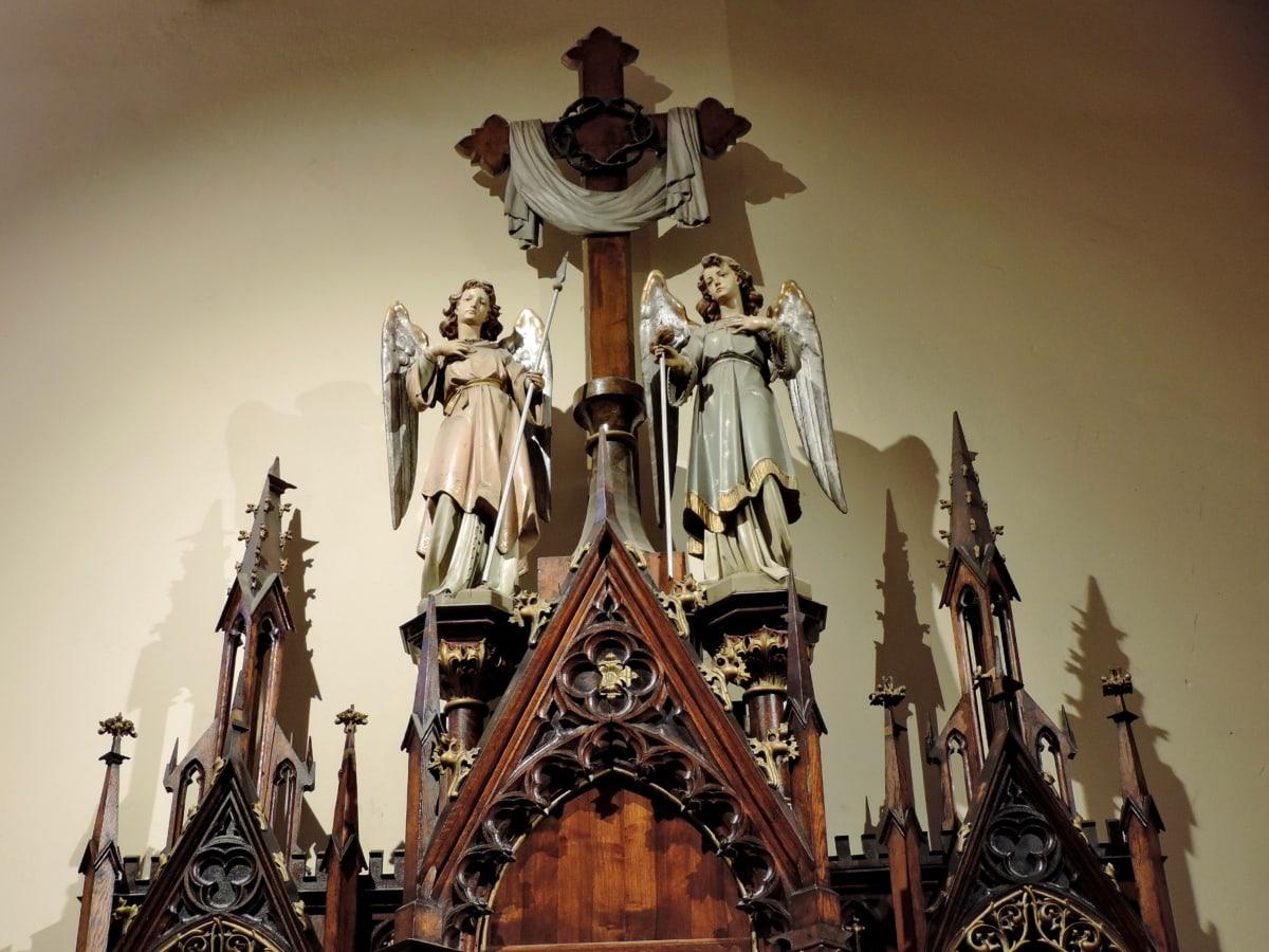 Построение, Религия, Церковь, Архитектура, Кафедральный собор, Искусство, скульптура, Старый