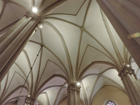 church, roof, covering, cathedral, building, architecture, religion, ceiling