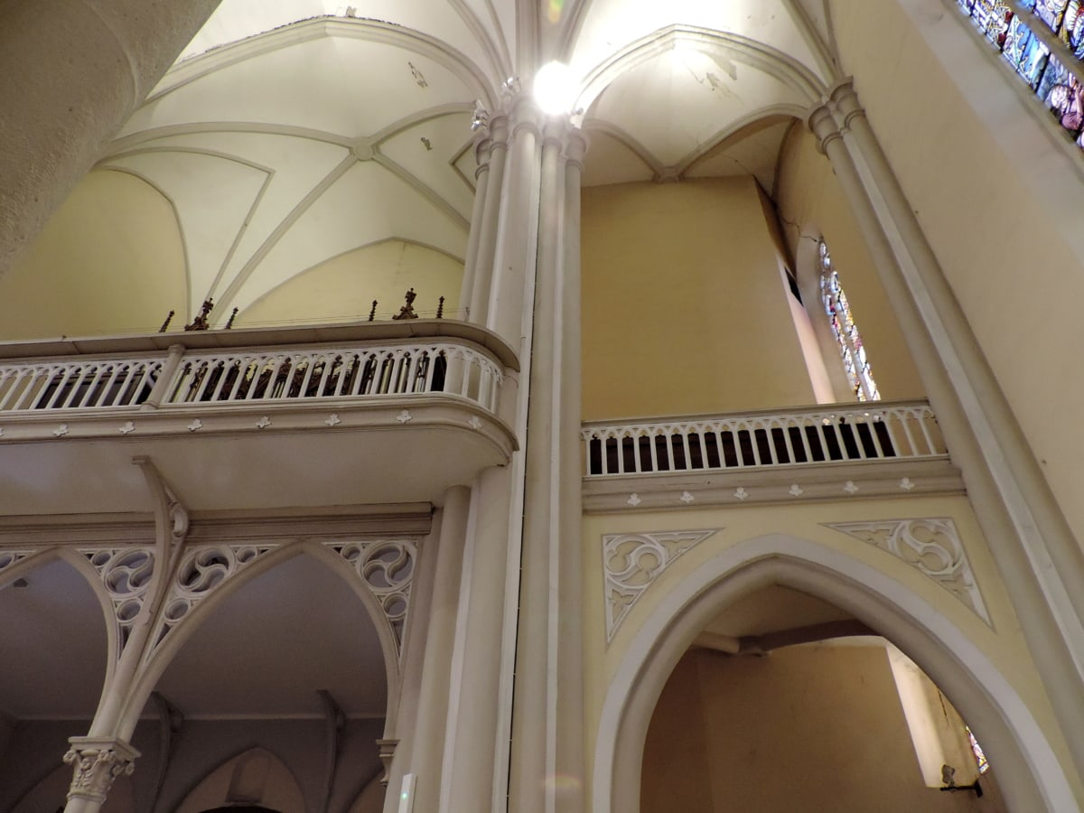 室内装飾, アーキテクチャ, (アーカイブ ビット), 屋根, 構築, 教会, 宗教, 市区町村