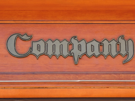 carpentry, company, design, handmade, old fashioned, sign, wood, wooden