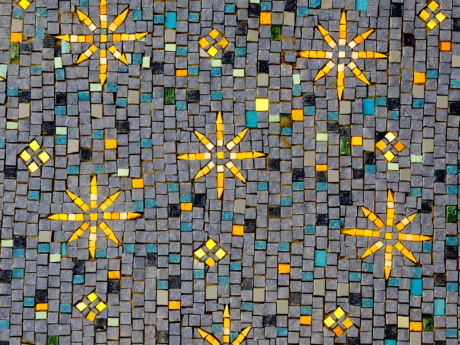 arabesque, fine arts, mosaic, texture, abstract, decoration, art, design