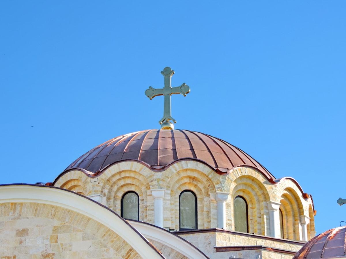християнски, християнството, манастир, православна, сграда, религия, архитектура, покрив