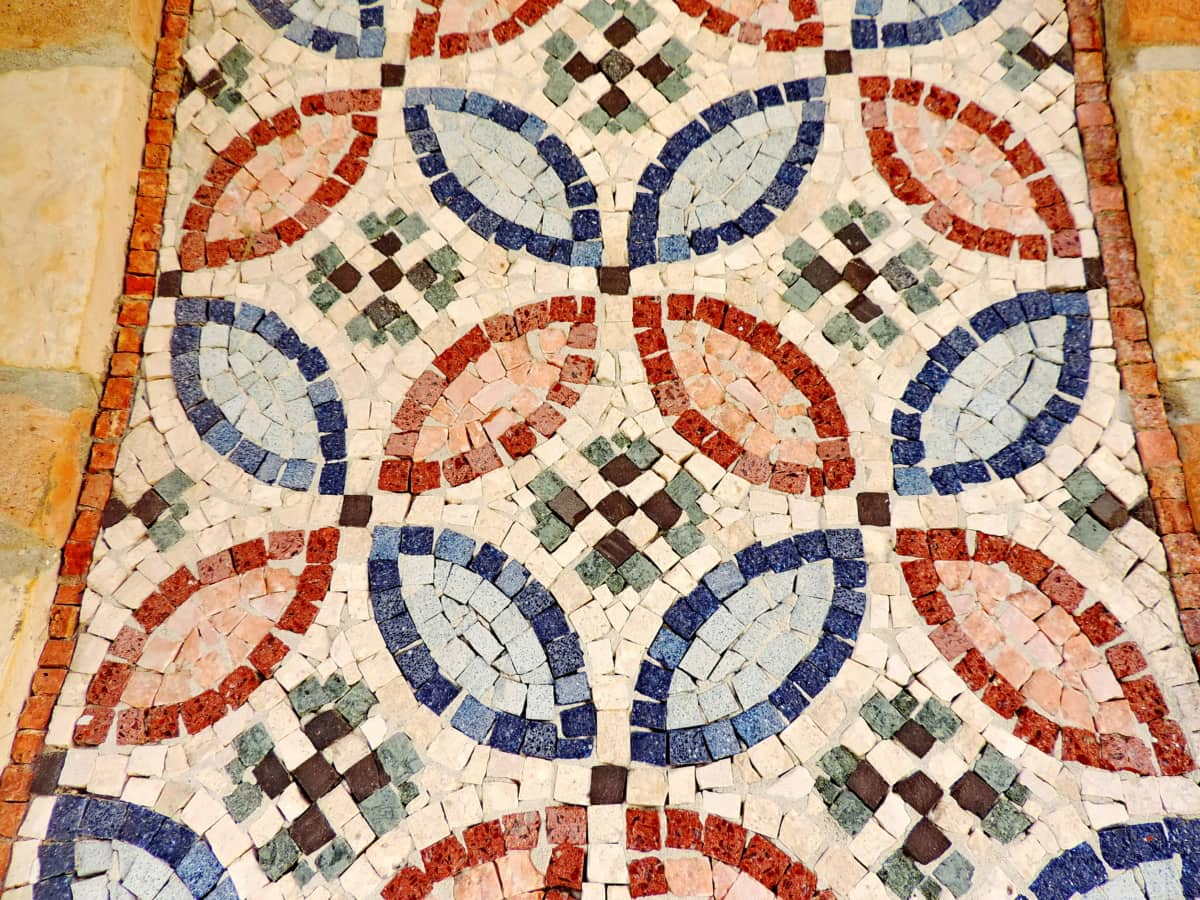arabesque, colorful, handmade, ornament, mosaic, art, pattern, tile