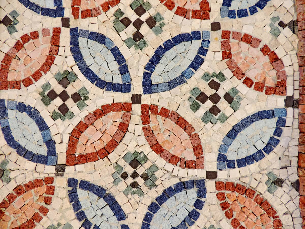 arabesque, colorful, ornament, texture, mosaic, art, decoration, design
