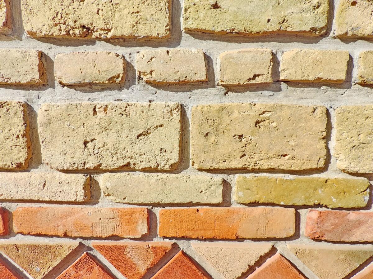 doku, yüzey, desen, duvar, taş, tuğla, Çimento, Beton