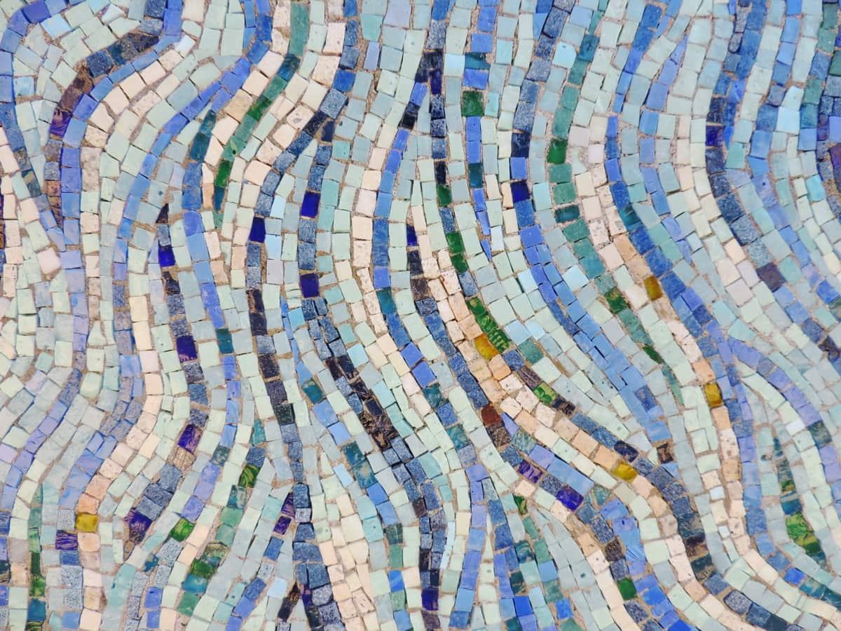 Mozaika, vzor, bludisko, dizajn, abstraktné, textúra, Tapeta, prúžok