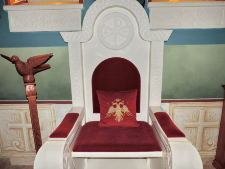 interior decoration, kingdom, orthodox, pedestrian, seat, furniture, indoors, chair