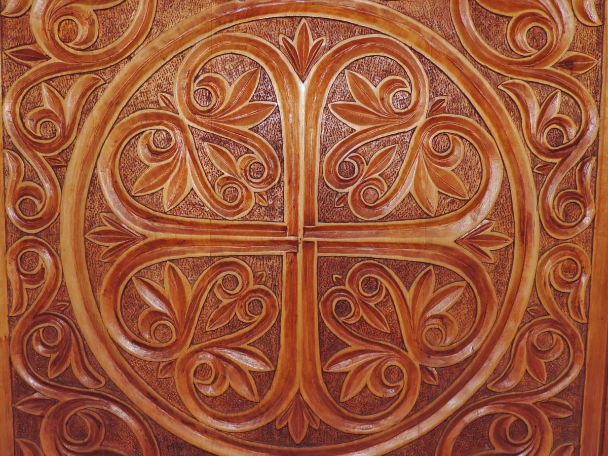 дърворезба, Украшение, дървен материал, Арабеск, декорация, дизайн, текстура, модел